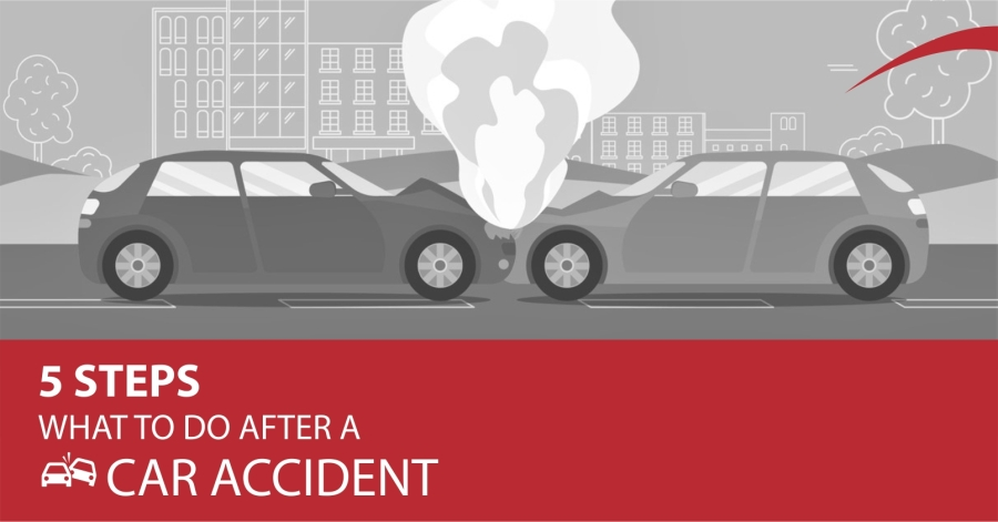 INFOGRaphic car accident