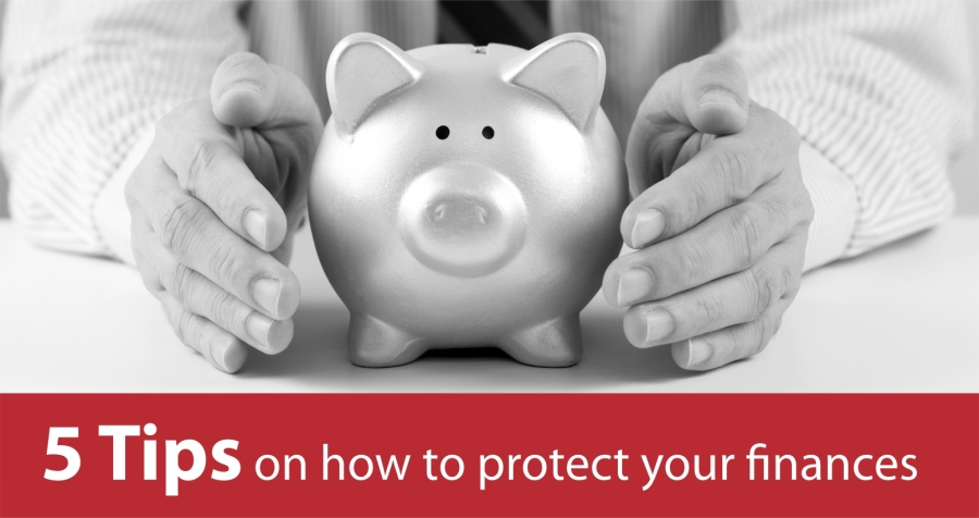 how to protect your finances