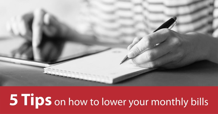 5 tips lower bills